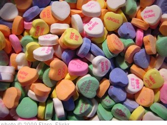 'Conversation Hearts' photo (c) 2009, Flare - license: http://creativecommons.org/licenses/by-nd/2.0/