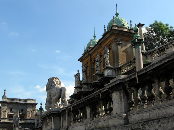 Várkert Bazár - Budapest (Foto: Bokodi György)