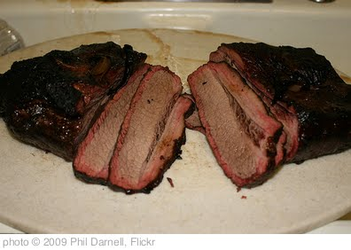 'Slice of BBQ Brisket' photo (c) 2009, Phil Darnell - license: http://creativecommons.org/licenses/by/2.0/