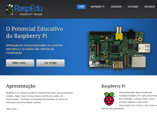 Raspberry Pi for Educators