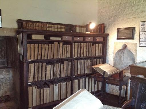 -francis-trigge incatenato-library-1