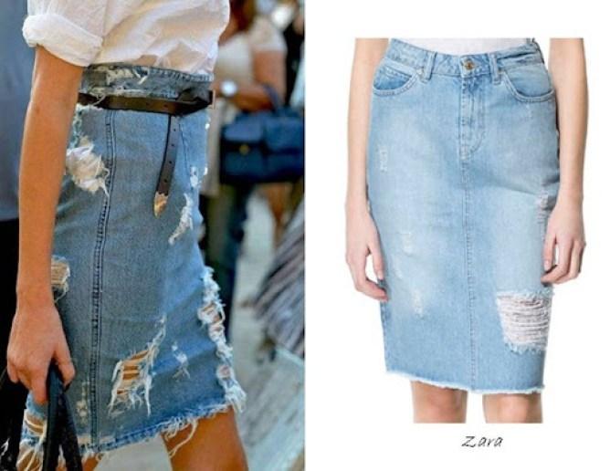 HiimaB_Wishes_destroyed denim skirt