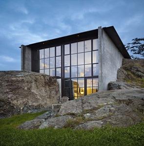 Casa la Pierre Olson Kundig Architects