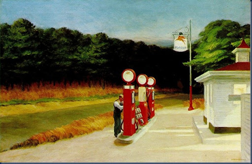 Gasolina 1940