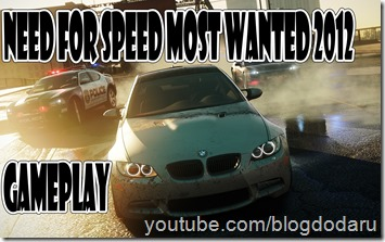 Need for Speed Most Wanted 2012 - Corridas aleatórias