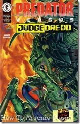 P00004 - Alcatena - Depredador Vs El Juez Dredd #3 (de 3)