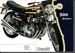 Benelli 500 Quatro 76 1