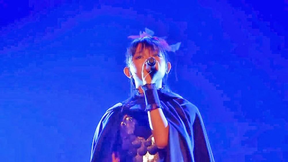 Nakamoto Suzuka (SU-METAL) – Benitsuki - Akatsuki- (en vivo)_08