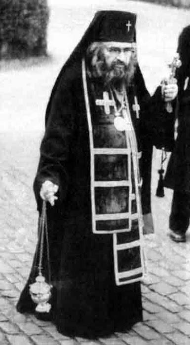 Archbishop St John the Wonderworker of Shanghai and San Francisco ...