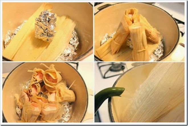 Sweet Tamales dulces recipe