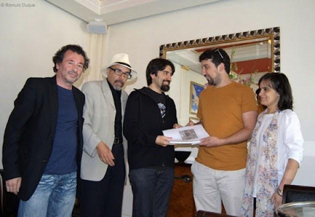 Ciclistas urbanos de Braga reuniram com PCP