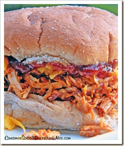 pulled chicken pic