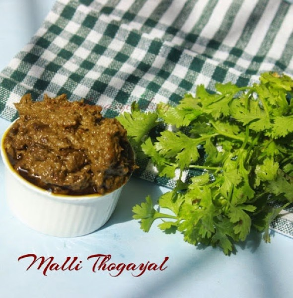 Malli Thogayal1