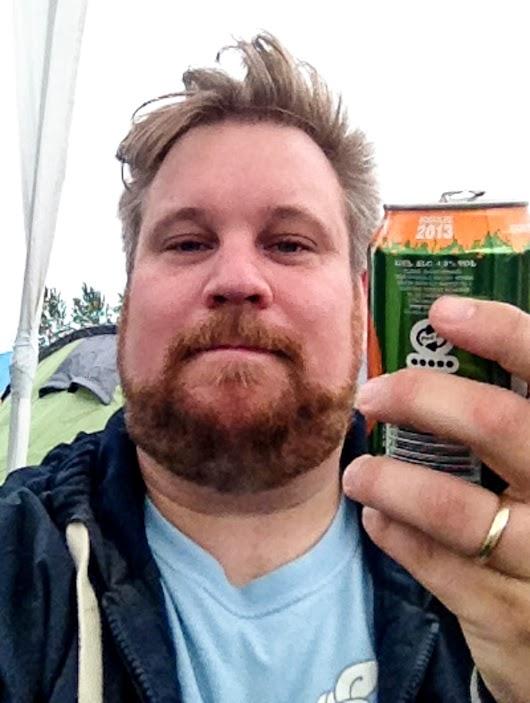 En madanmeldelse af Roskilde Festvial 2013 - Mikkel Bækgaards Madblog