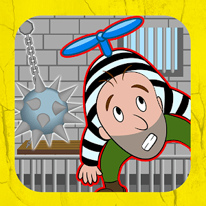 Prison Flying Escape
