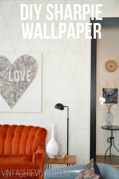 Sharpie Wallpaper