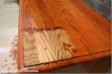 How to Easily Strip Furniture