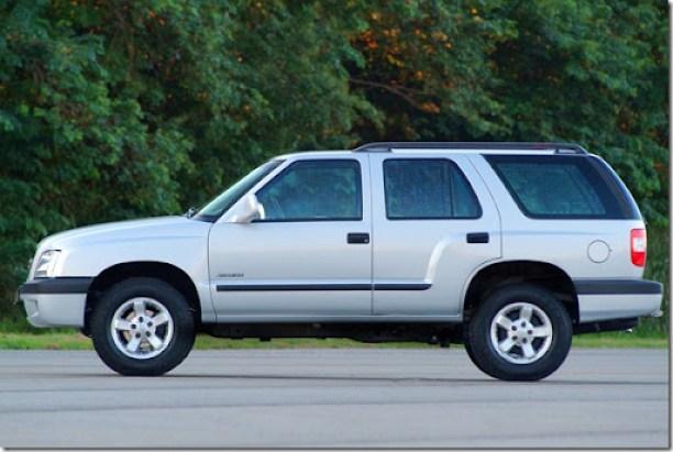 2005 Chevrolet Blazer Advantage