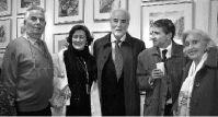 Navidad 2007, exposición en Akros Gallery: Juan Antonio Uriarte, Naty Alonso, Juan Manuel Egurrola, Josefina Ojeda