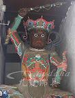 『九龍佛像藝品』-線上神明小百科-哼哈二將-佛寺的門神