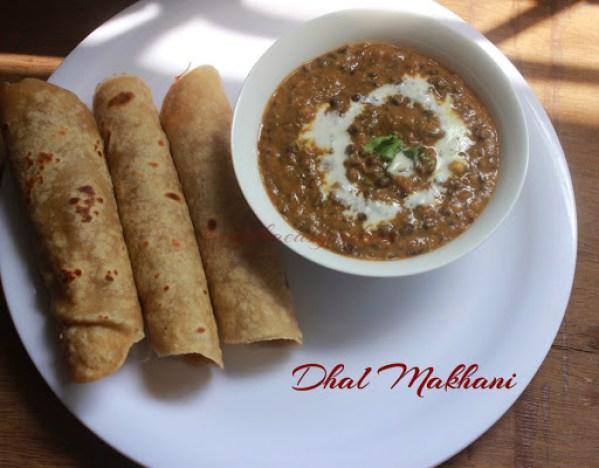 Dhal Makhani 1