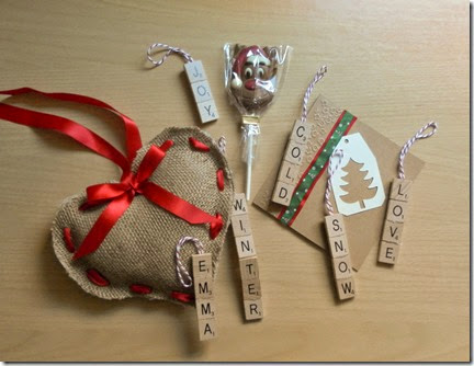 #CraftBlogClub Secret Santa 2014