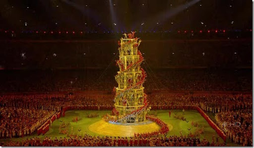 Torre de babel- Jogos Olimpicos  2008