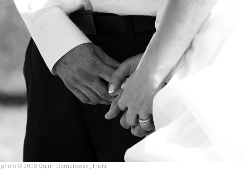 'Holding hands' photo (c) 2009, Quinn Dombrowski - license: http://creativecommons.org/licenses/by-sa/2.0/