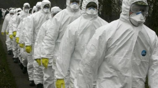 Virus em Laboratório 20.12.2011