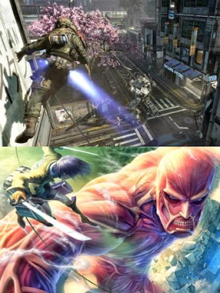 Shingeki No Titanfall