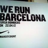 Cursa Bombers de Barcelona (22-Abril-2012)