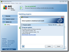 AVG AntiVirus Definitions