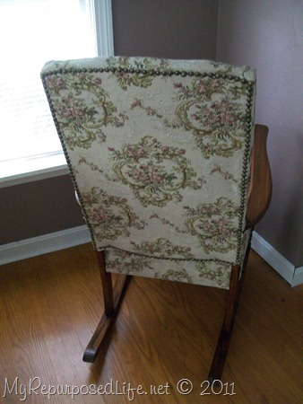 upholstery with nailheads