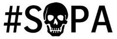 Mande sua mensagem via twitter com a tag #Sopa
