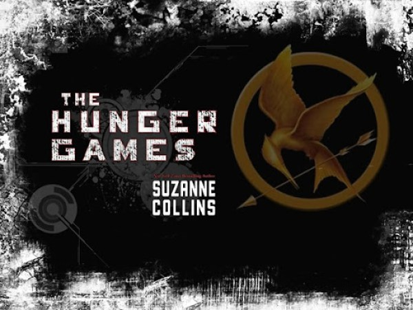 The Hunger Games with cover art Wallpaper__yvt2