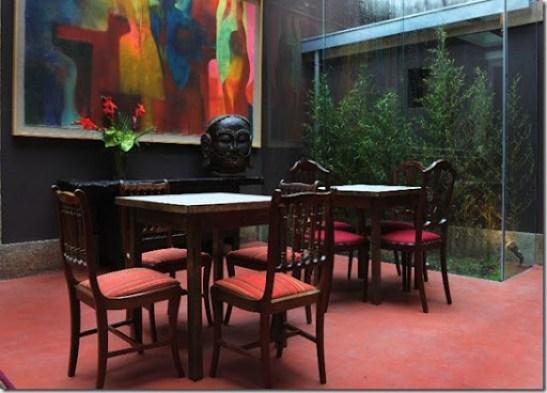 Terrasse Elisabete do Café Lusitano 2