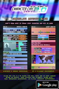 Character Core Generator 2.0 screenshot 0