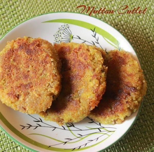 Mutton Cutlet1