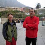 1ª Cursa per muntanya Serra Cortina - Finestrat (21-Marzo-2010)