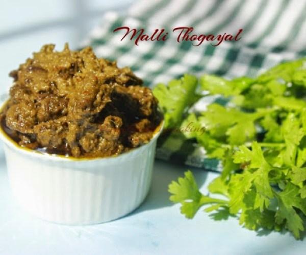 Malli Thogayal3