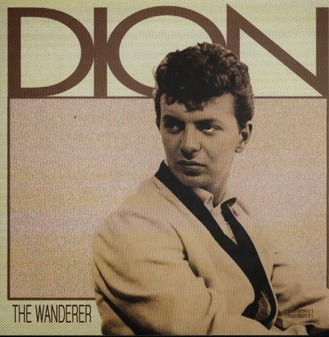Disc 1 The Wanderer (Front)