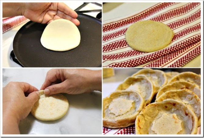 How to make sopes4