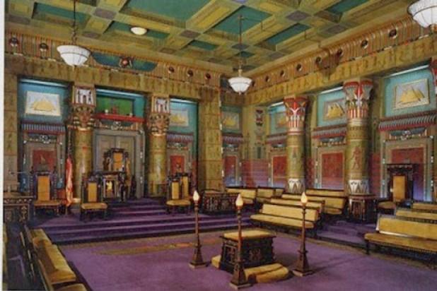 Biblioteca de Los Angeles Illuminati 2