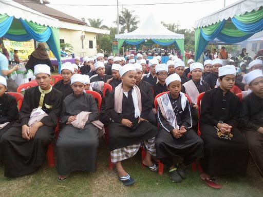Majlis Iftar eQurban - anak yatim