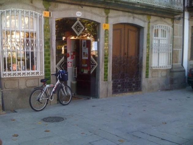 Estacionamento bici 058