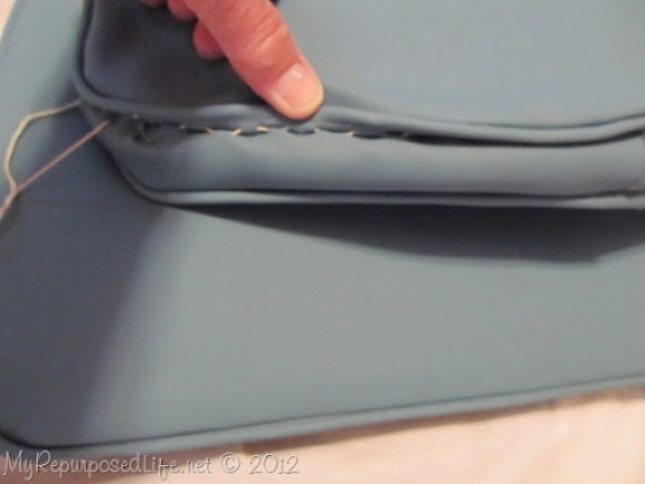 covering a chair (vinyl) (8)