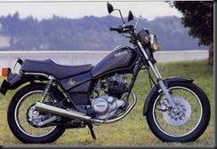 Yamaha SR125 82