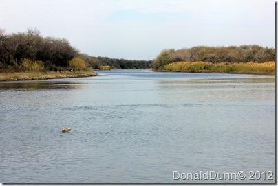 Rio Grande River, Salineno, Texas