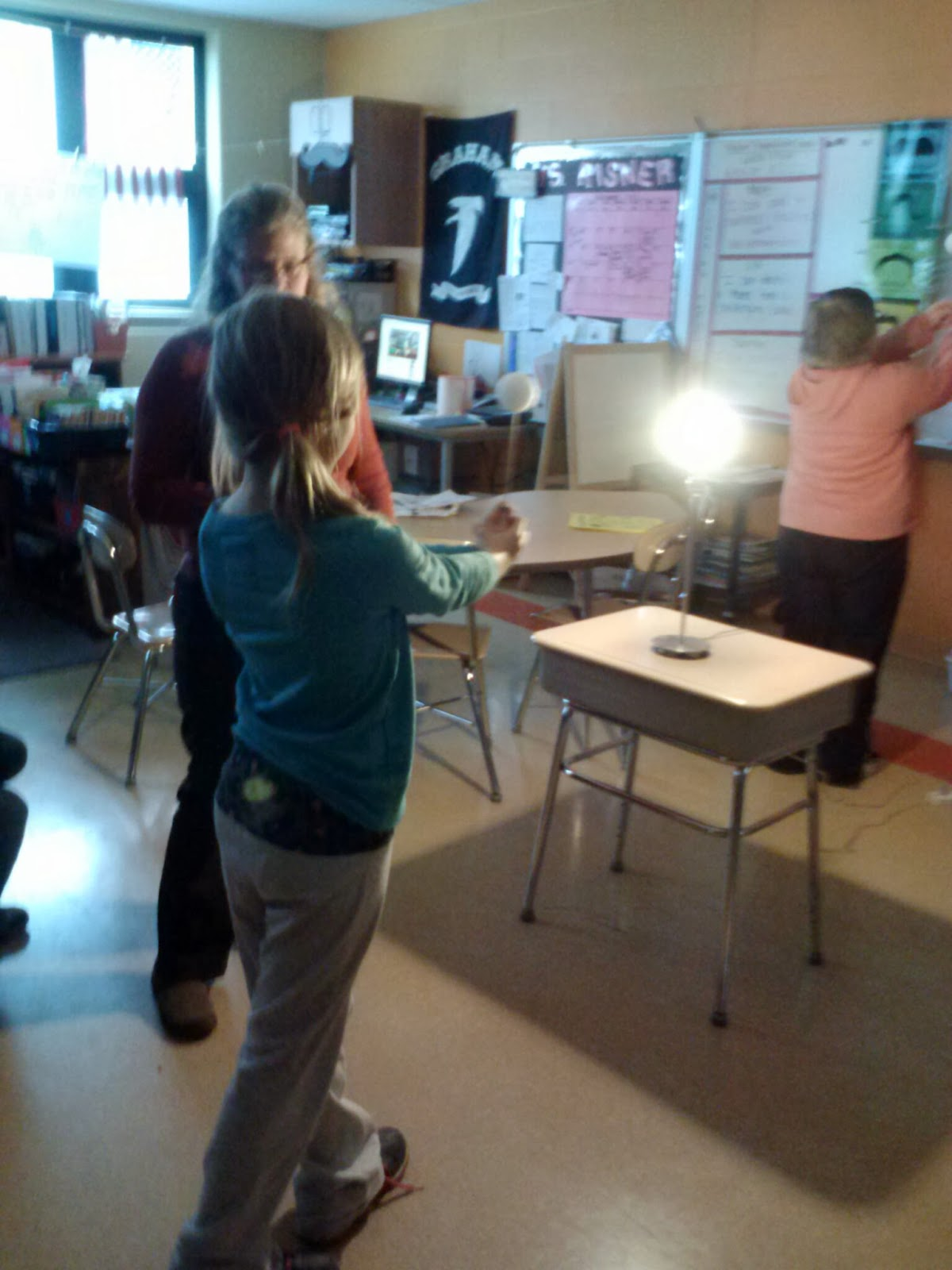 Falcon Pride In 5th Grade Observing Moon Phases