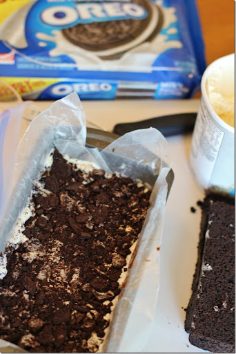 Cookies N Cream Ice Cream Cake-3